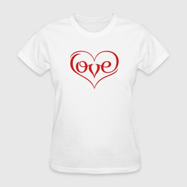 Good-Deed-Love-2-4000x400 - Women's T-Shirt