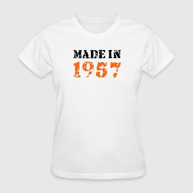 Made in 1957 - Women's T-Shirt