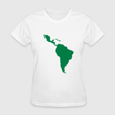 South Latin america - Women's T-Shirt