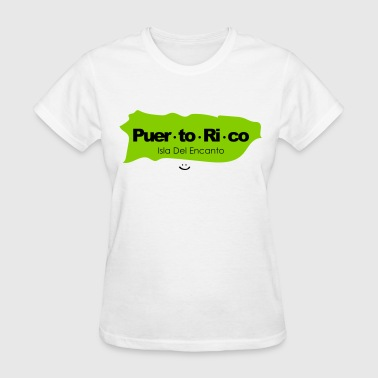 Puer.to.Ri.co - Women's T-Shirt