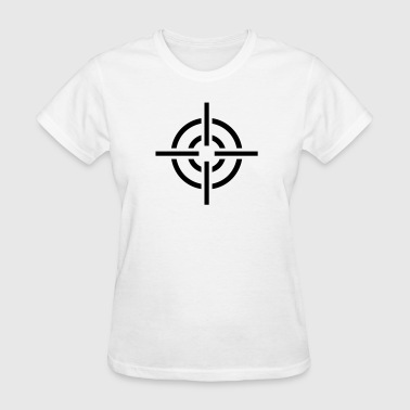 Crosshairs - Women's T-Shirt