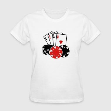 Poker - Women's T-Shirt
