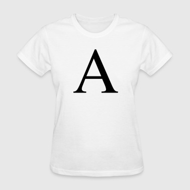 Alpha - Women's T-Shirt