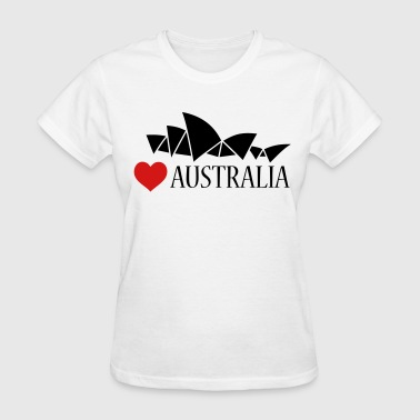 Love Australia - Women's T-Shirt