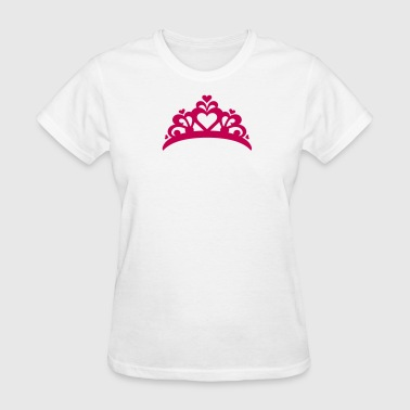 Crown Bride Princess - Women's T-Shirt