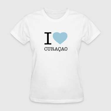 I LOVE CURACAO - Women's T-Shirt