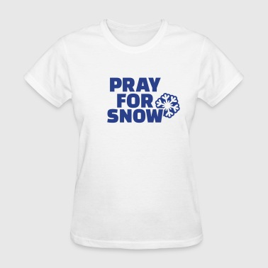 Snow - Women's T-Shirt