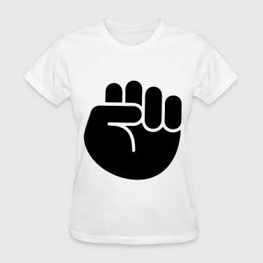Fist Power - Women's T-Shirt
