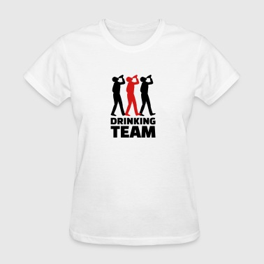 Drinking Team - Women's T-Shirt