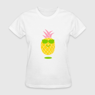 cool pineapple - Women's T-Shirt
