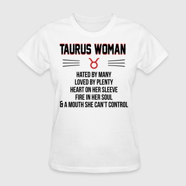 Taurus Woman - Women's T-Shirt