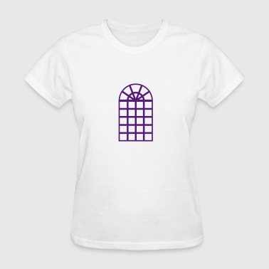 window - Women's T-Shirt