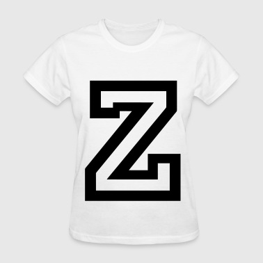 Shop Letter Z T Shirts online