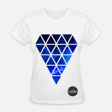 Galaxy Diamond Galaxy Diamond - Women's T-Shirt