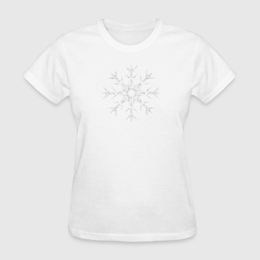 Snowflake - Women's T-Shirt