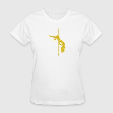 Stripper - Pole Dancer - Nude - Sexy - Strip Club - Women's T-Shirt