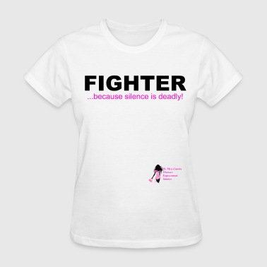 Domestic Violence Fighter - Women's T-Shirt
