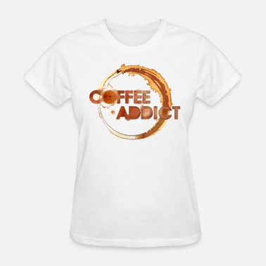 Coffee Addict coffee addict - Women's T-Shirt