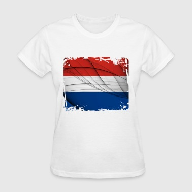 Netherlands Flag - Women's T-Shirt