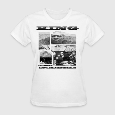 King Dream Pieces - Women's T-Shirt