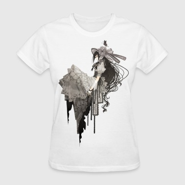 girl - Women's T-Shirt