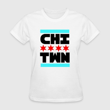CHI TWN - Women's T-Shirt
