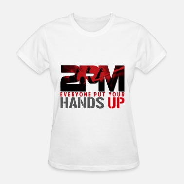 2pm 2PM HANDS UP (1) - Women's T-Shirt