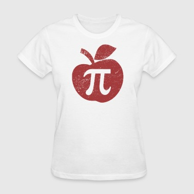 Apple Pie Pi Day - Women's T-Shirt