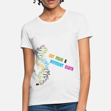 Cut From A Different Cloth Women's DNA Cut From A Different Cloth Tee - Women's T-Shirt