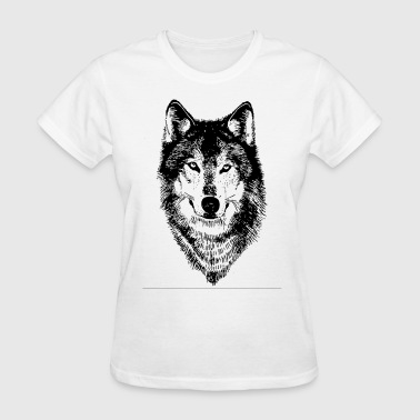 Timber Wolf wolf Womens clothing wolf gifts timber wolf dog hu - Women's T-Shirt