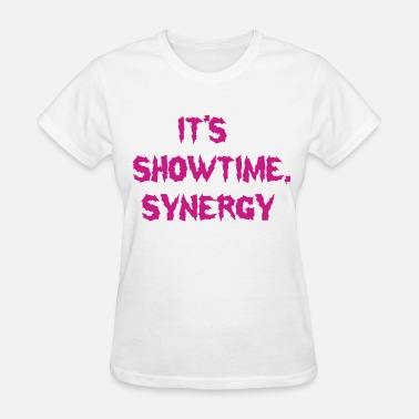 Fortune And Fame Jem Showtime Synergy Tank or Electrifying lightnin - Women's T-Shirt
