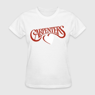 70s Pop New THE CARPENTERS 70s Classic Pop Duo Karen Richa - Women's T-Shirt