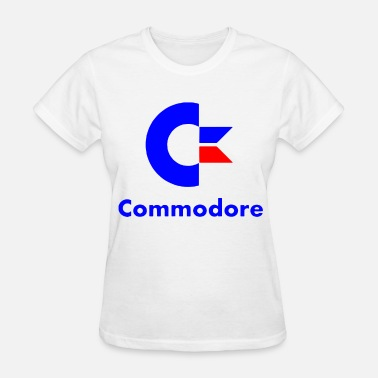 Commodore Computer Geek Retro 64 Pet Cool Present - Women's T-Shirt