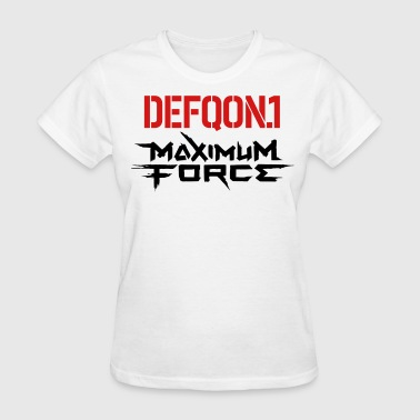 Defqon 1 Defqon.1 Maximum Force - Women's T-Shirt
