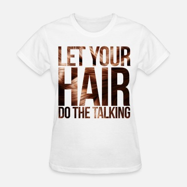 Hairstylist Clothes hairstylist - Women's T-Shirt