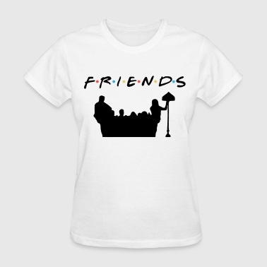 Friends Tv Show Sweater Friends Women s Premium Te - Women's T-Shirt