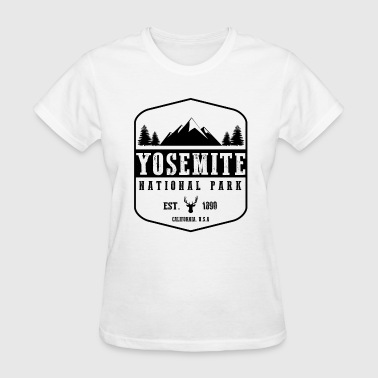 Yosemite National Park - Women's T-Shirt