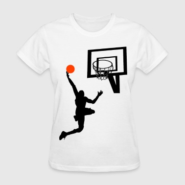 Slam Dunk HD Design - Women's T-Shirt