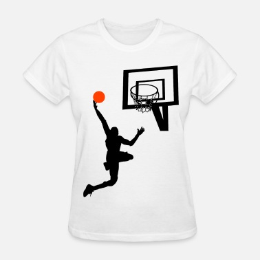Slam Slam Dunk HD Design - Women's T-Shirt