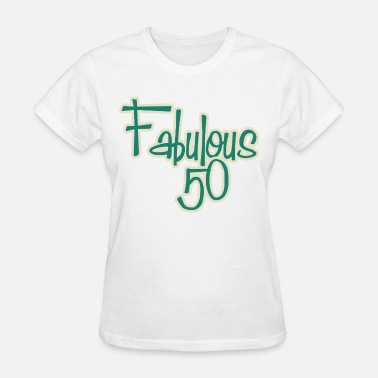 50th Birthday Fabulous 50