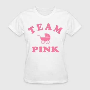 team pink - Women's T-Shirt