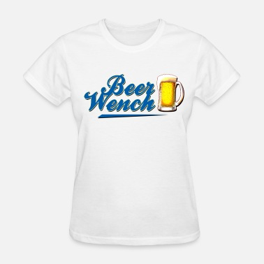 Beer Wench beer_wench - Women's T-Shirt