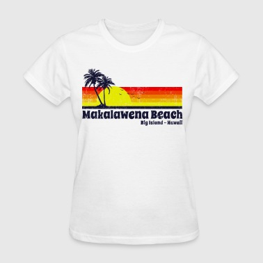 Makalawena Beach - Women's T-Shirt