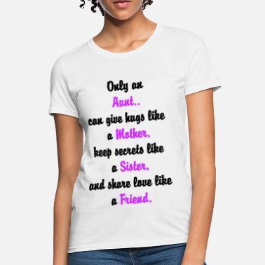 305ceb73 Shop Aunt T-Shirts online | Spreadshirt