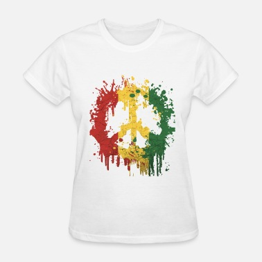Rasta peace rasta - Women's T-Shirt