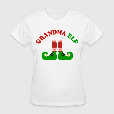Grandma Elf - Women's T-Shirt