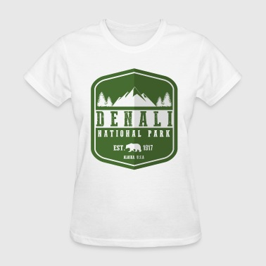 Big Bend National Park Denali National Park - Women's T-Shirt