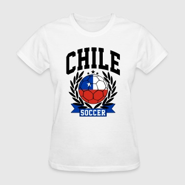 Chile Supporter chile_soccer - Women's T-Shirt
