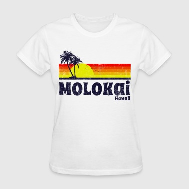 molokai hawaii - Women's T-Shirt