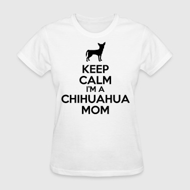 chihuahua mom - Women's T-Shirt